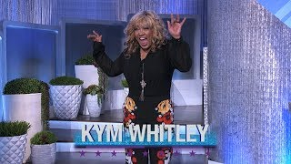 Wednesday on 'The Real': Kym Whitley Brings REAL Laughs