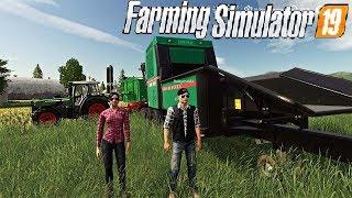 #31 - TUTTI A FARE CIPPATO w/Robymel81/Nora024  FARMING SIMULATOR 19 ITA RUSTIC ACRES