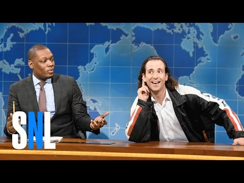 Weekend Update: Bruce Chandling on Spring - SNL