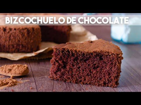 BIZCOCHUELO DE CHOCOLATE | MATIAS CHAVERO