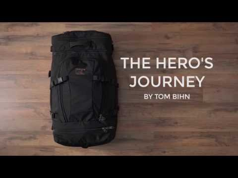 How To Configure Your TOM BIHN Hero's Journey Travel Backpac