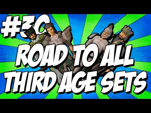 RS3 | Road To All Third Age Sets | EP. 30 Melee Set Complete!