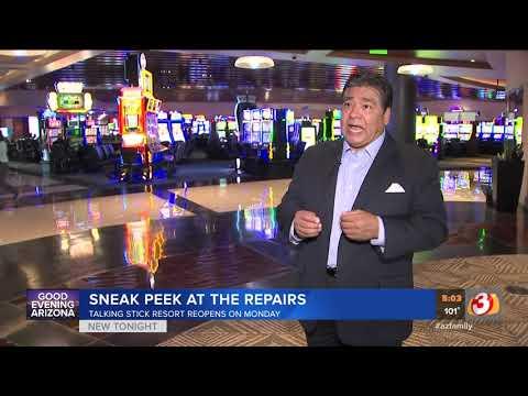 VIDEO: Talking Stick Resort