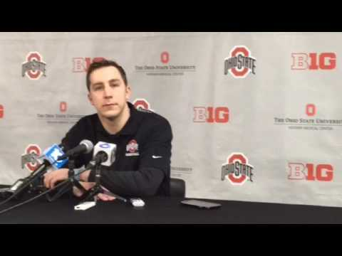 Ohio State basketball assistant coach Greg Paulus