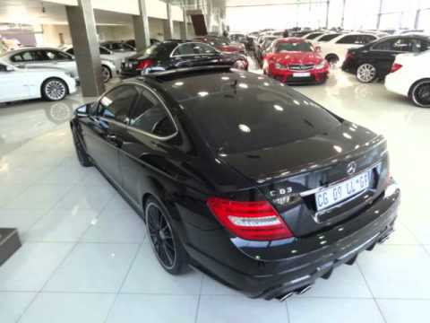 2013 mercedes benz c class c63 amg coup auto for sale on auto trader south africa youtube. Black Bedroom Furniture Sets. Home Design Ideas