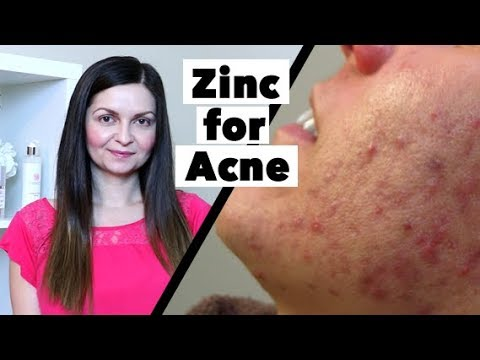Zinc For Acne Treatment How Much Zinc Supplement To Take For Clear