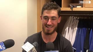 Dodgers postgame: Cody Bellinger enjoying 'every second' of walk-off wins