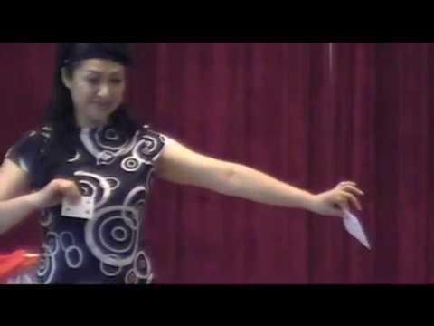岳金辉魔术综艺表演 --- Magic Show by Chinese Beauty Magician, Jinhui Yue