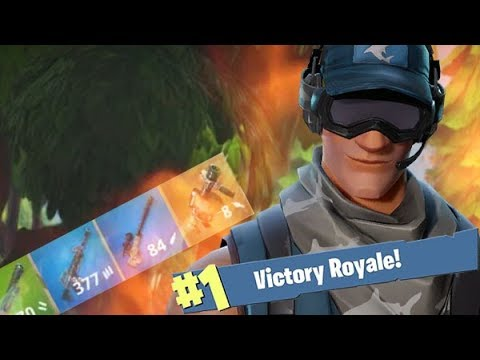 When Svennoss Plays Aggressive! - Fortnite Rank #1 Battle Royale Gameplay