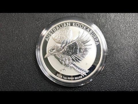 2018 Australia 1 oz Silver Kookaburra Review