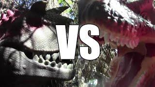 Dino Duels Ep. 4- Carnotaurus vs Allosaurus