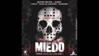 Valdo El Leopardo Ft Pusho , Benny Benni , Endo y Delirios - Miedo