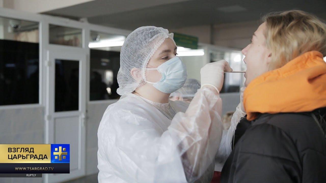 Голову включите! Русские пробуют коронавирус на прочность