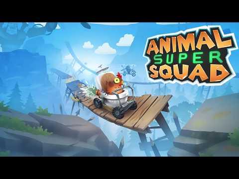 Animal Super Squad Youtube Video