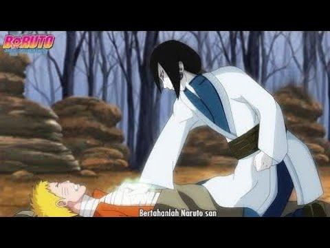 Orochimaru Kaget, Inilah Penyebab Kematian Naruto Di Boruto Next Generation Di Masa Depan Nanti