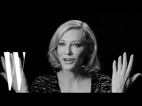 Cate Blanchett On Playing Bob Dylan and Why She Hasn't Directed a Movie Yet  W Magazine