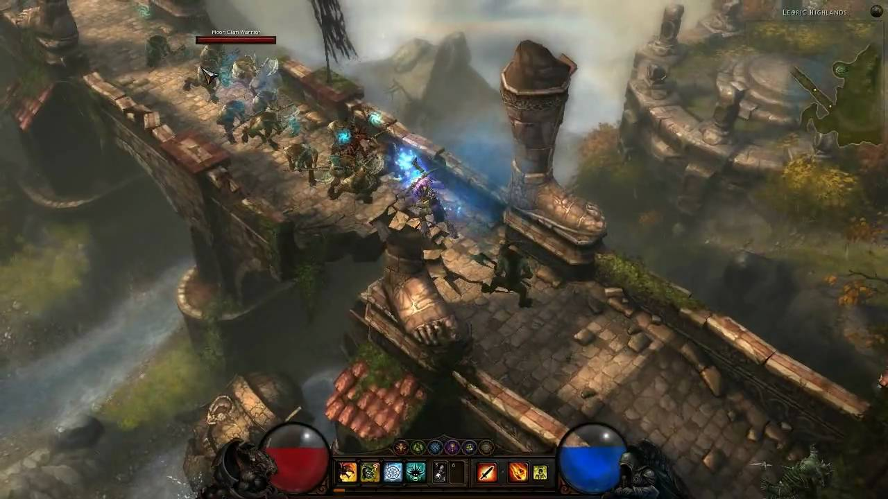 Diablo III:  vidéo en jeu