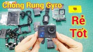 Camera Hành Trình Quay 4K Chống Rung Gyro Giá Rẻ SC-1