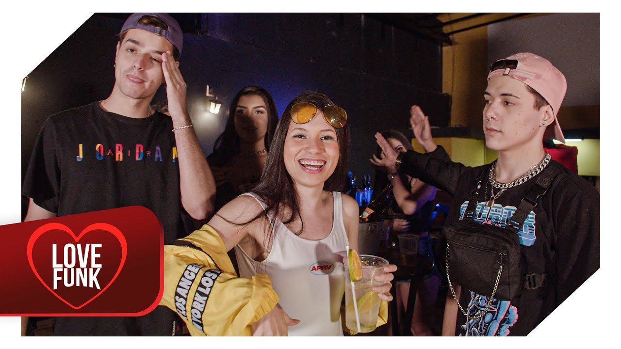 Carolinne Silver - Sem tempo Irmão (Video Clipe Oficial) DJ Alle Mark