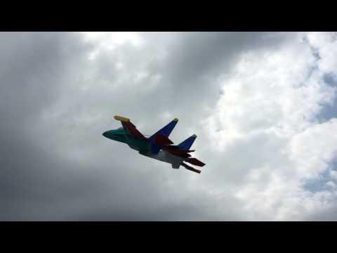 NAMC Su 27 Test Flights