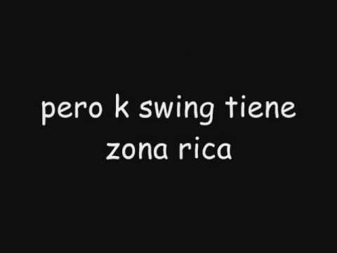 Zona Rica-Me Enamore(Letra)