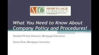 What You Need to Know about Company Policy & Procedures [Class Preview]