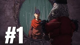 Kings Quest Chapter 5 - The Good Knight - Gameplay Walkthrough Part 1 - No Commentary [PC]