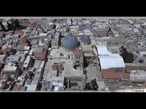 3D City Model of Jerusalem's Old City