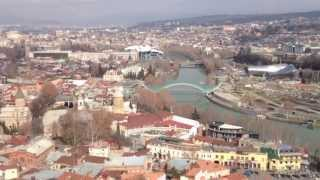 City tour East and West Tbilisi