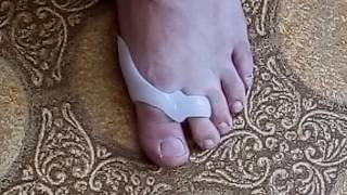 Обзор сепараторов для пальцев ног от магазина Banggood