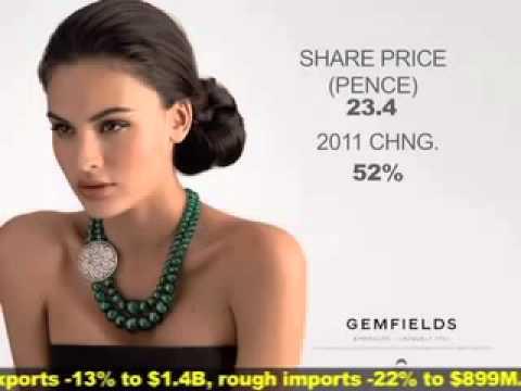 RAPAPORT, JANUARY 4, 2012: Retail, Mining Stocks Slump in 2011