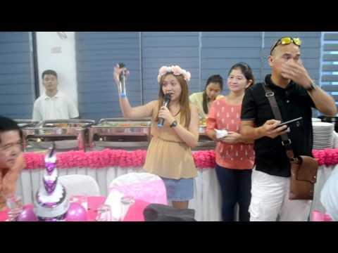 Nanay Mareng's 75th Birthday