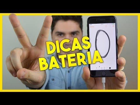 20 Dicas Para Economizar Bateria No IPhone