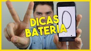 20 dicas para economizar bateria no iPhone com iOS 11