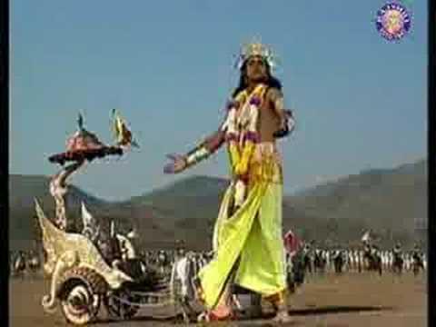 Lord Vishnu 3d Wallpapers Krishna Viraat Roop Youtube