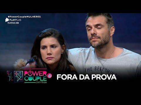 Paula e Folhas tiram Daniel e Mariana de Prova dos Casais