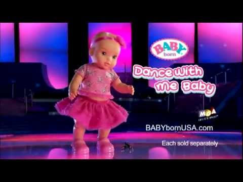 Baby Born - Dance With Me Baby Doll | Toys R Us Canada