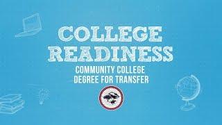 Folsom Cordova USD: College Readiness - Community College Degree for Transfer
