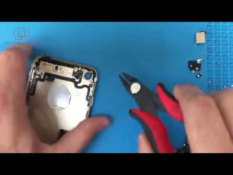 IPhone 7 Camera Lens And Ring Holder Replacement