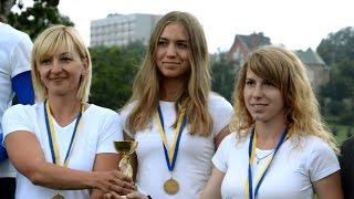 Чемпіонат України зі стрільби з лука 2015