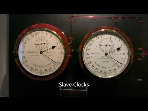 Royal Observatory Greenwich Clocks