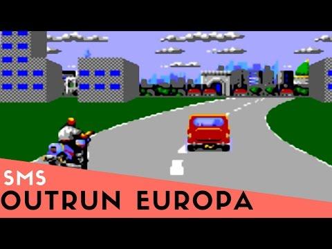 SMS Longplay #27: Outrun Europa