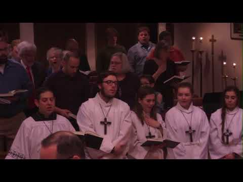 9 Lessons & Carols - The Nativity of Our Lord - Christmas Eve 12-24-2017