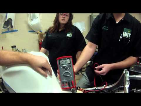 How To Test A Motorcycle Stator For AC VOLT OUTPUT AND CONTINUITY Also ATV UTV