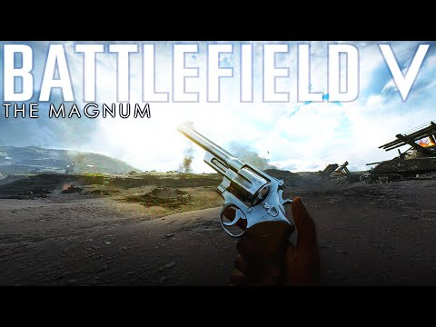 THE MAGNUM RETURNS - Battlefield 5 Model 27 Gameplay