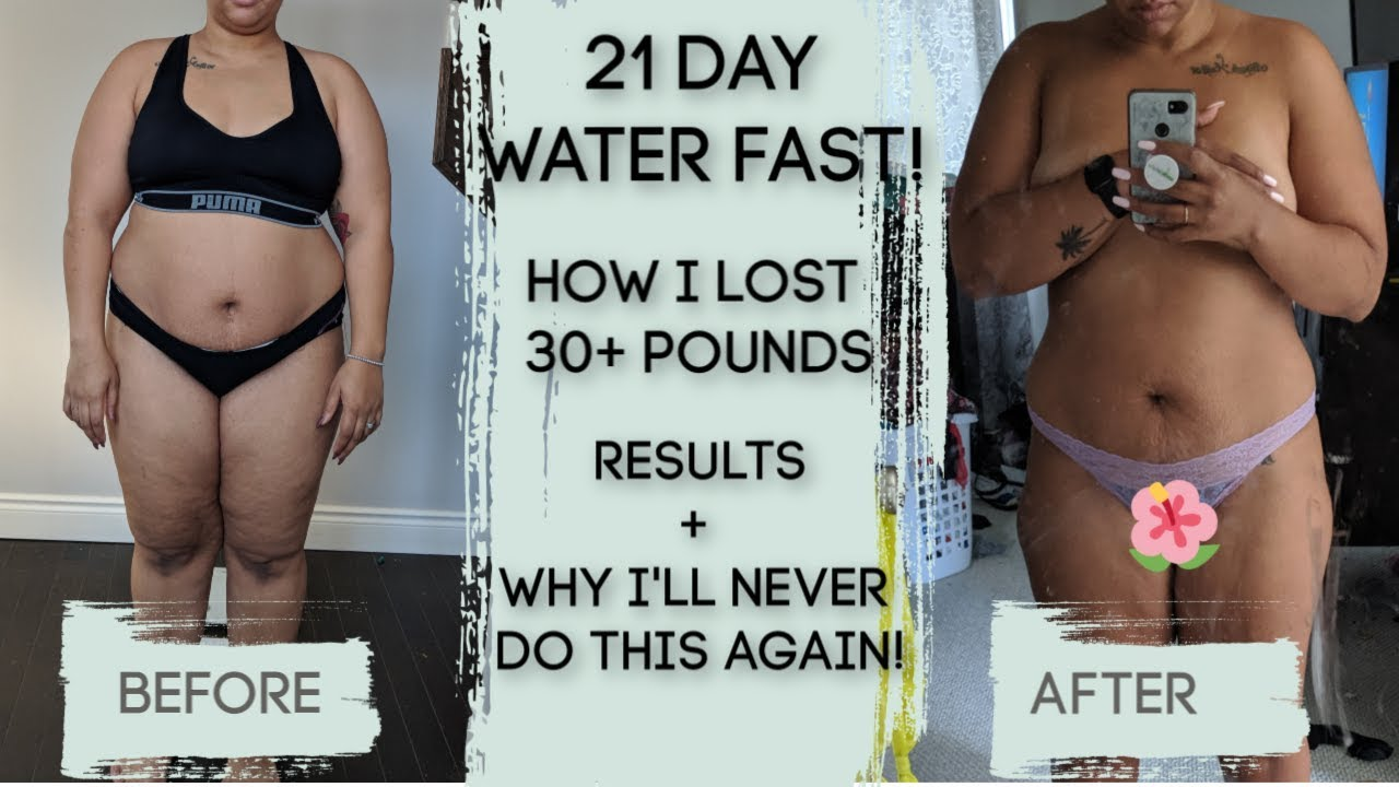 The Ultimate Guide to 30 Day Water Fast Results - Eternal Oak