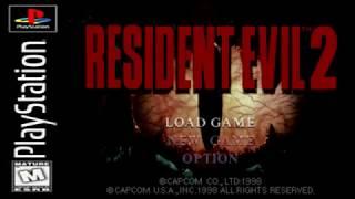 Resident Evil 2 PSX Live Test Gameplay By Vitali (Bez Komentáře) (Záznam)