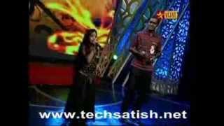 Paruvame Pudhiya Padal By John Vianni & Srinisha - Super Singer 3