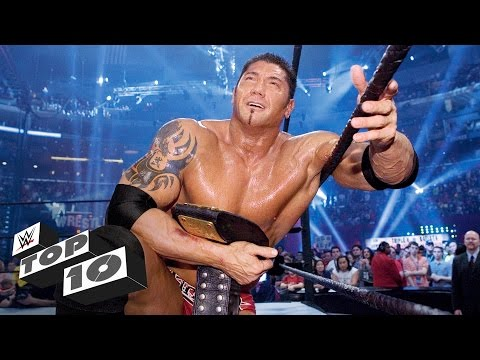 Thumbnail: WrestleMania moments of Royal Rumble Match winners: WWE Top 10