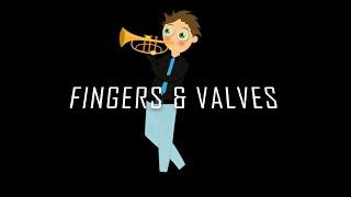 How to Improve Your Trumpet Technique: Fingers & Valves